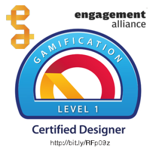 Level 1 Certified Gamification Designer